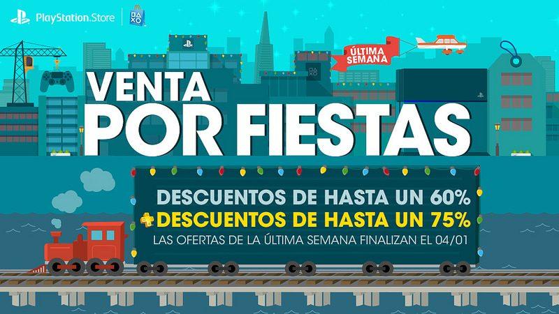 Venta de Fiestas de Fin de Año para México, Última Semana