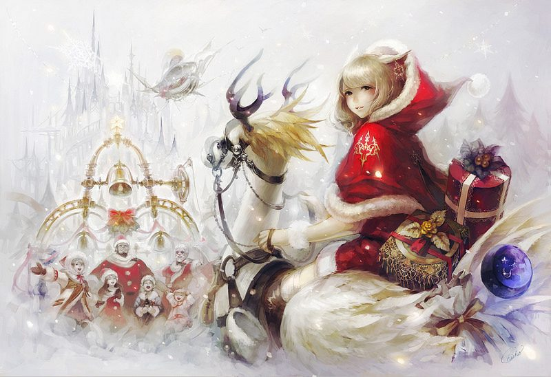 La Celebración Starlight de Final Fantasy XIV empieza hoy