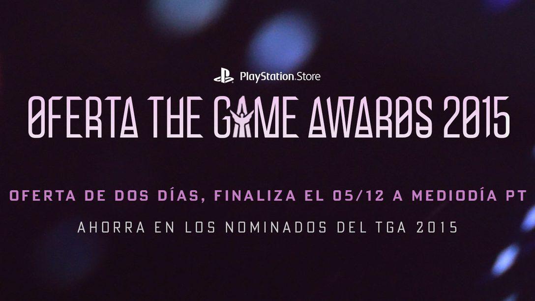 Oferta de The Game Awards para México: Descuentos de hasta el 60%