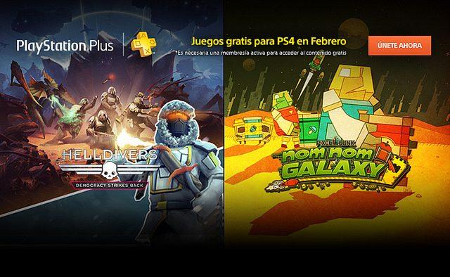 PS Plus: Juegos Gratuitos para febrero, 2016