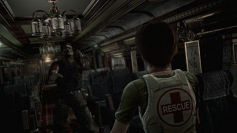 Resident Evil 0 sale hoy en PS4, PS3
