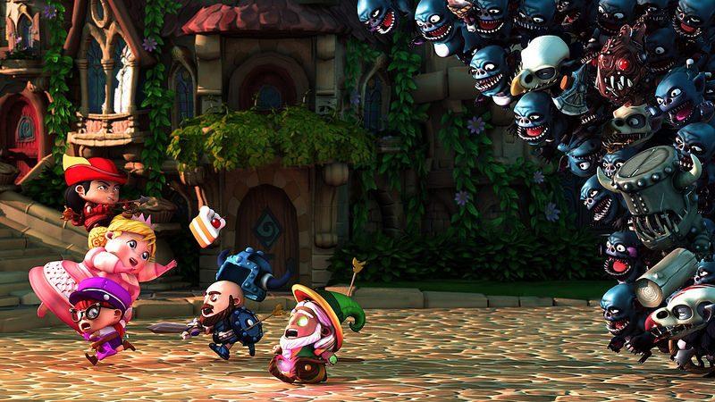 Fat Princess Adventures: El DLC de batallas en arenas es gratis y sale el 19 de enero