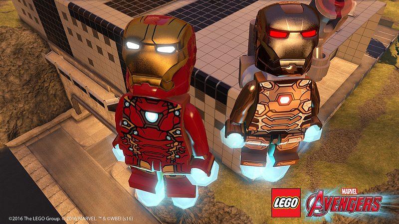 Noticias del DLC exclusivo de LEGO Marvel's Avengers para PS4 y PS3