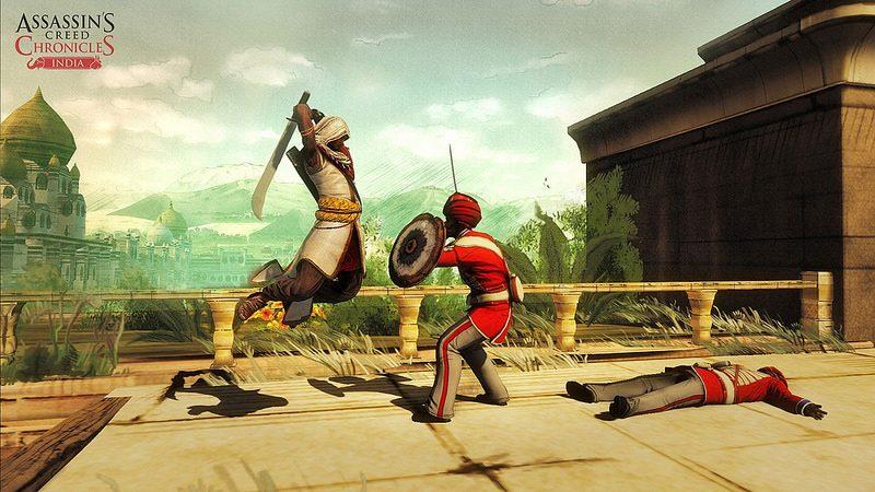 Ya está disponible Assassin's Creed Chronicles: India para PS4