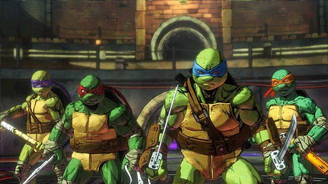 Teenage Mutant Ninja Turtles: Mutants in Manhattan llega a PS4 y PS3 el segundo semestre del año