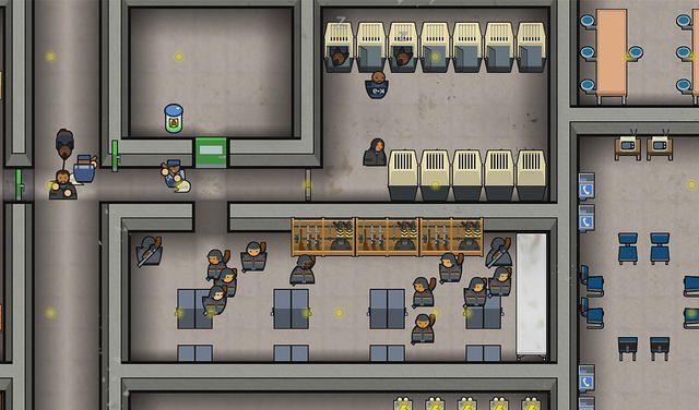Prison Architect Llega a PS4 a mediados de este año