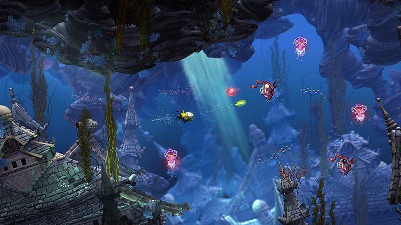 Song of the Deep, una aventura submarina llega a PS4 este verano