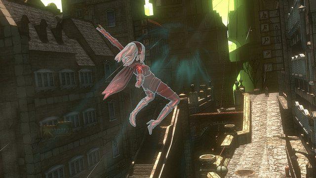 Gravity Rush Remastered llega hoy a PS4