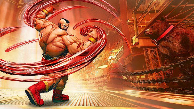 Street Fighter V: ¿Así que quieres ser un guerrero mundial?