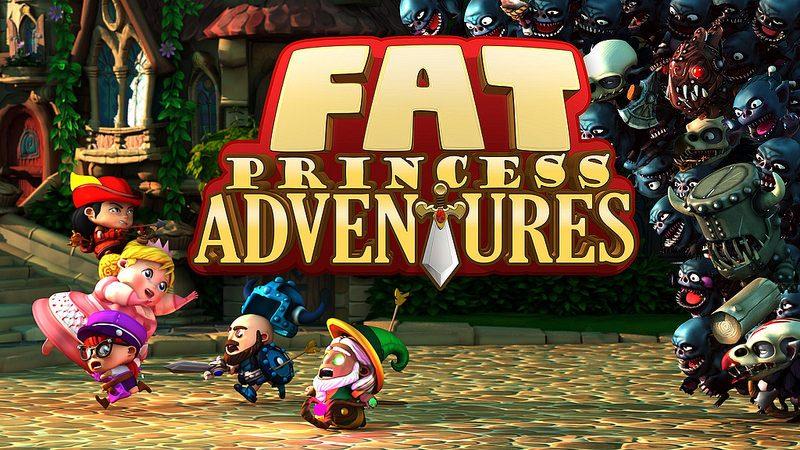 Fat Princess Adventures se actualiza hoy con nuevos desafíos
