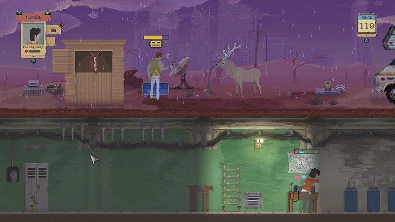 Sheltered, el juego de supervivencia postapocalíptico, se encamina a PS4