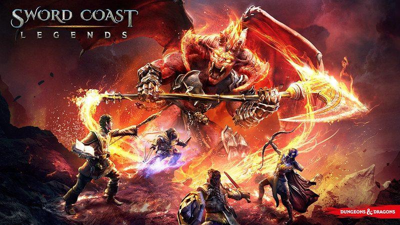 Sword Coast Legends trae las aventuras de D&D a PS4