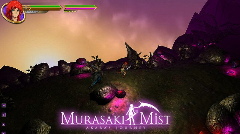 Murasaki Mist: Akara's Journey disponible para PS Vita el 15 de marzo