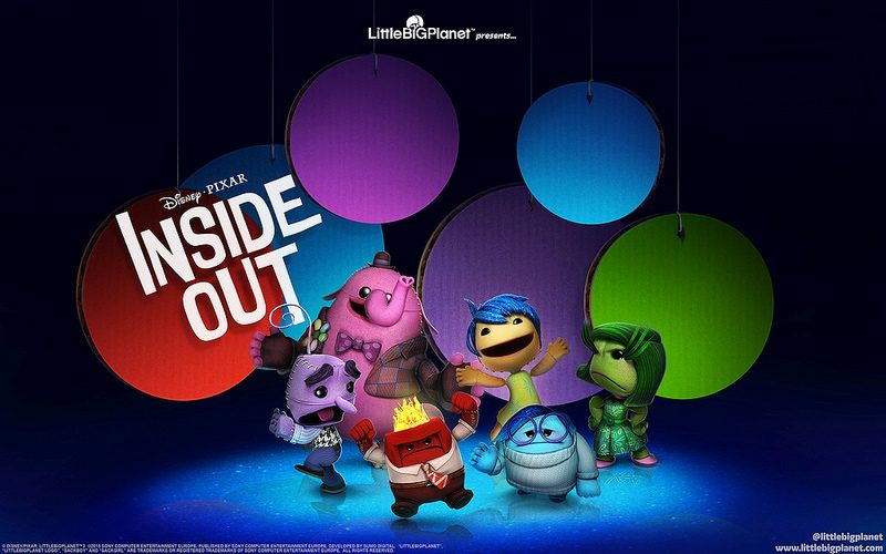 LittleBigPlanet 3: Inside Out Costume Pack disponible desde hoy