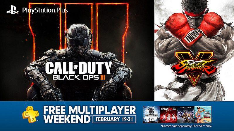 Fin de semana de multijugador gratis, justo a tiempo para Street Fighter V