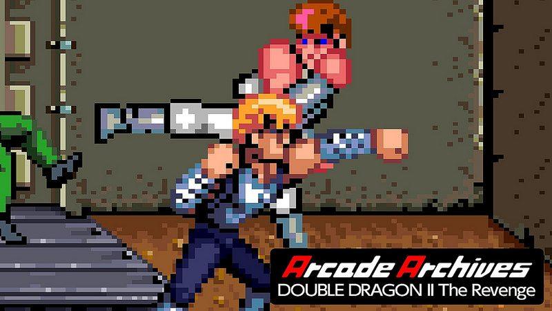Double Dragon II: The Revenge se estrena hoy en PS4