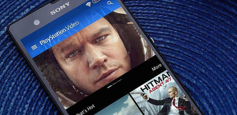 Disponible hoy la Aplicación de Video PlayStation para dispositivos Android