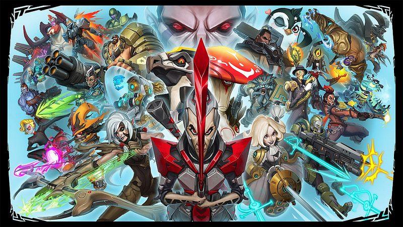La beta abierta de Battleborn comienza el 8 de abril en PS4