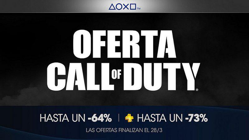 Oferta Call of Duty para México