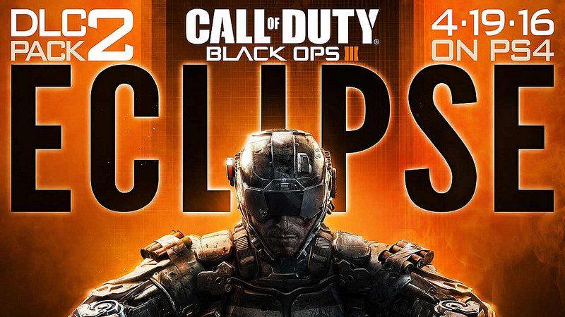 El paquete de mapas DLC Eclipse de Call of Duty: Black Ops 3 sale el 19 de abril en PS4