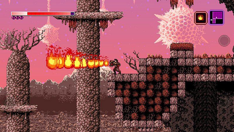 Axiom Verge llega a PS4 el 19 de abril