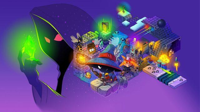 Lumo celebra los juegos de la vieja escuela el 22 de abril en PS4 y PS Vita
