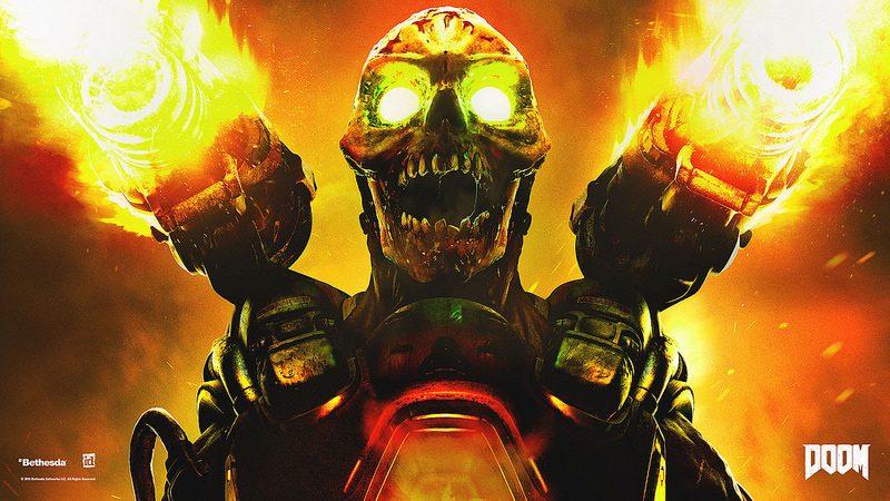 Beta abierta de Doom en PS4 empieza hoy, más guía de armamento