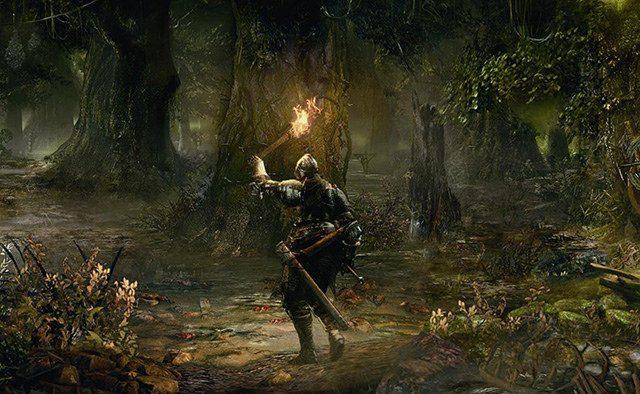 Dark Souls III llega hoy a PS4