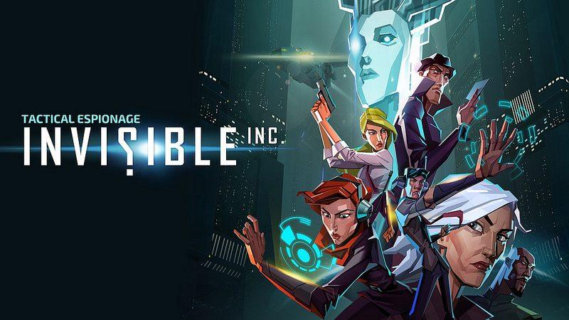 La edición para consola de Invisible, Inc. sale hoy en PS4