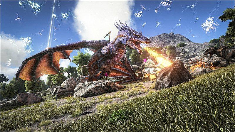 ARK: Survival of the Fittest llegará a PS4 el 19 de julio