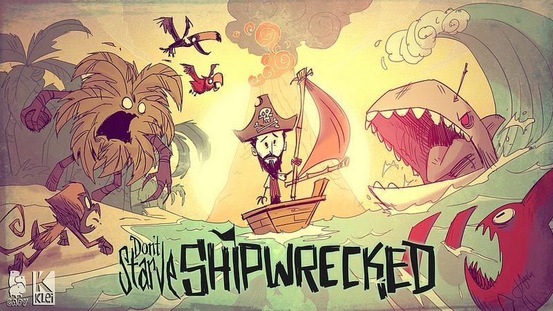 Don't Starve: Shipwrecked levanta velas hacia PS4 esta primavera