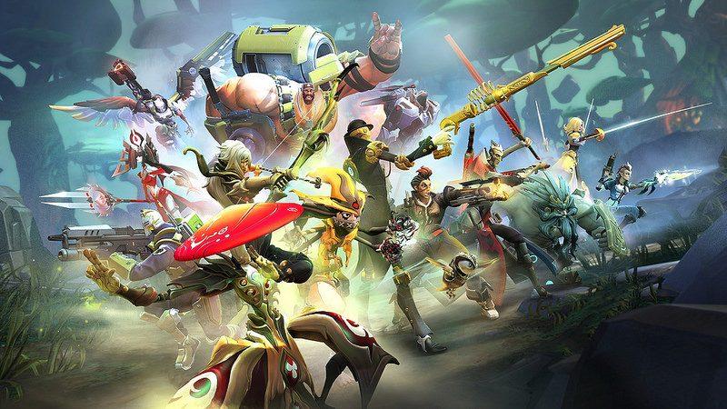 Battleborn: Encuentra tu héroe interno.