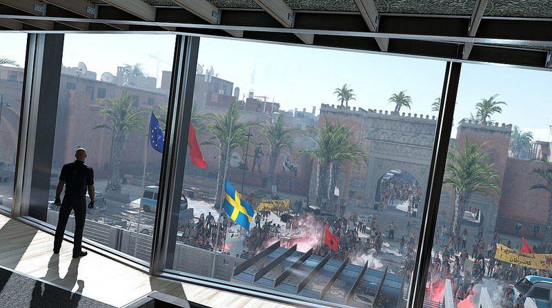 Hitman Episodio 3: Marrakesh se lanza el 31 de mayo