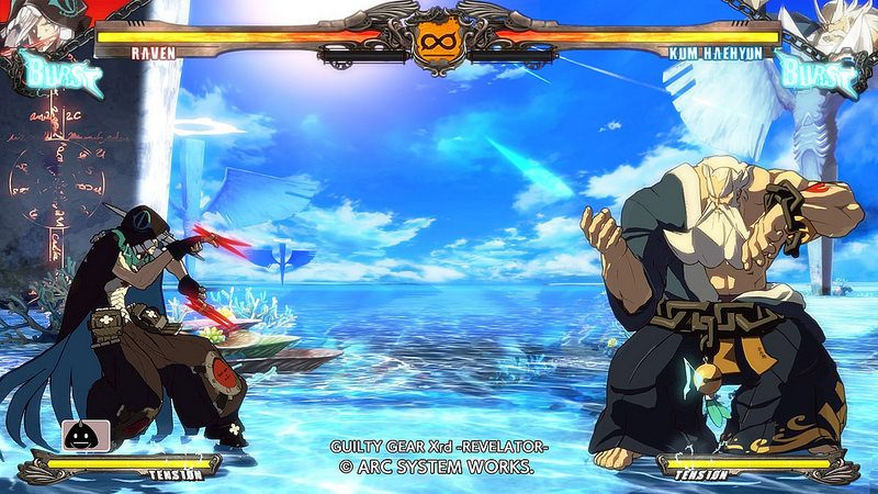 Guilty Gear Xrd Revelator: Nueva alineación de luchadores