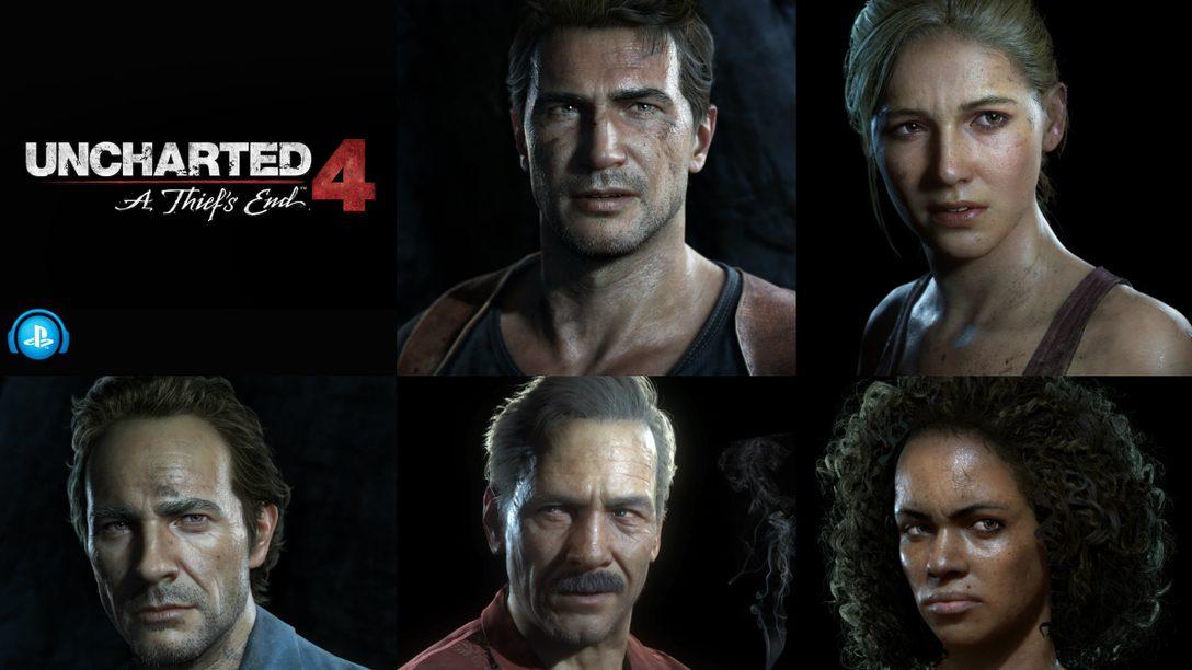 Naughty Dog te trae Playlists de Uncharted 4