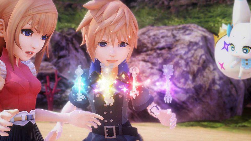 El tráiler de New World Final Fantasy destaca caras familiares