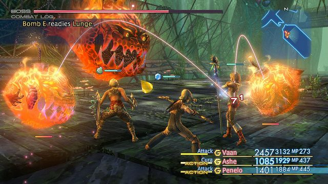 Final Fantasy XII The Zodiac Age se lanzará en PS4 en 2017