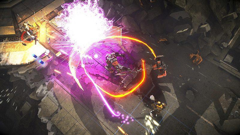 Livelock llegará a PS4 el 2 de agosto