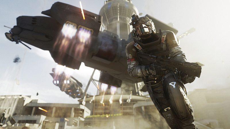 Call of Duty: Infinite Warfare lleva el combate a un futuro predecible