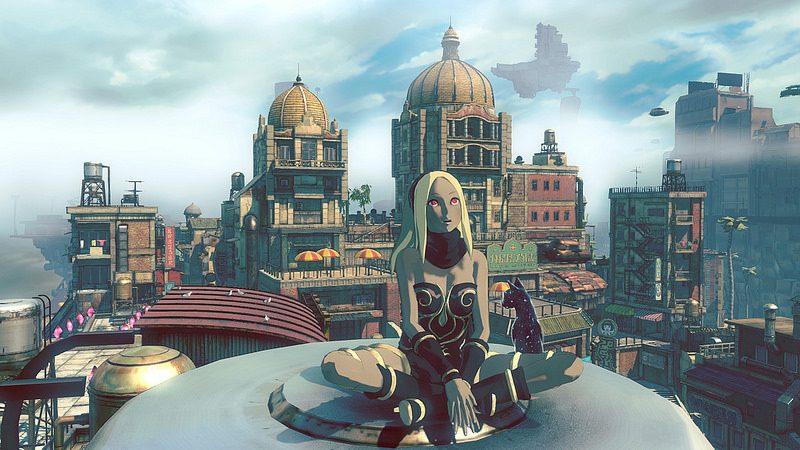 Gravity Rush 2: Mundos más grandes, pequeños detalles y tontas misiones alternas