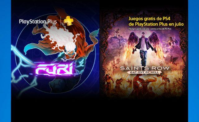 Juegos gratis de PlayStation Plus para julio de 2016
