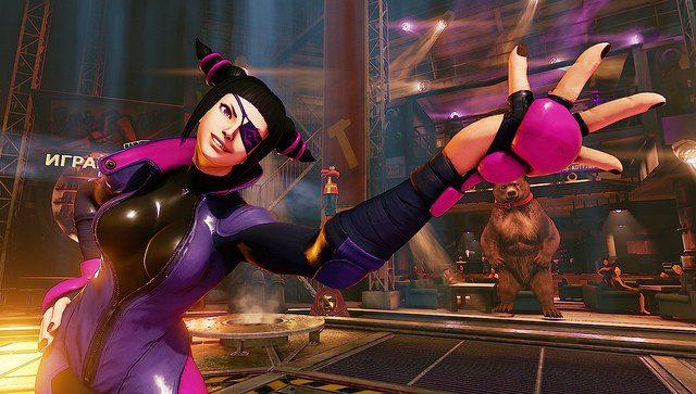 Juri se une a Street Fighter V el 26 de julio, revelamos nuevos trajes de temporada.