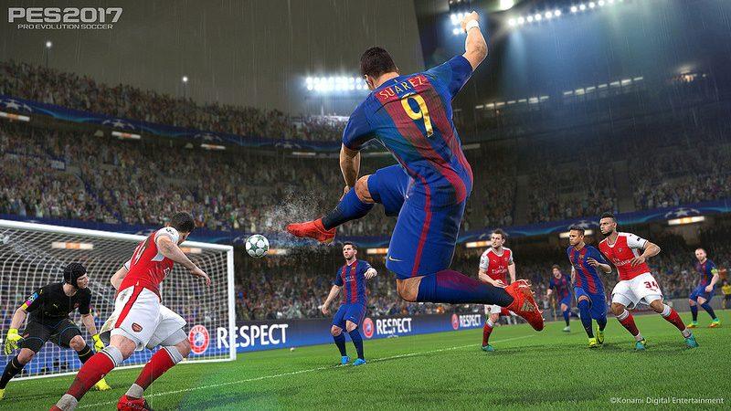Se revela alianza entre PES 2017 y FC Barcelona, además nuevo tráiler.
