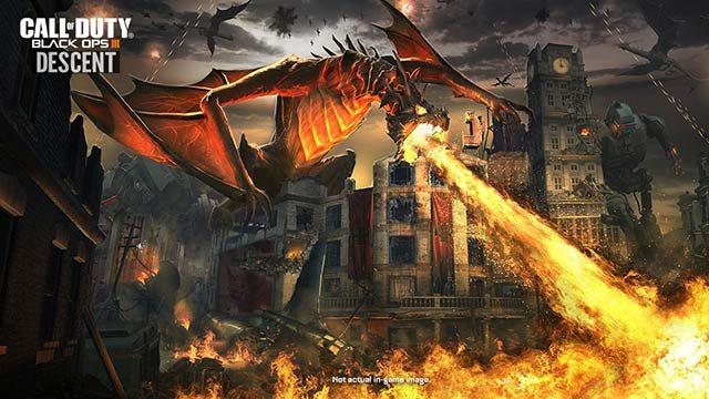 Call of Duty: Black Ops III Descent a la venta mañana, vean la transmisión de Zombies