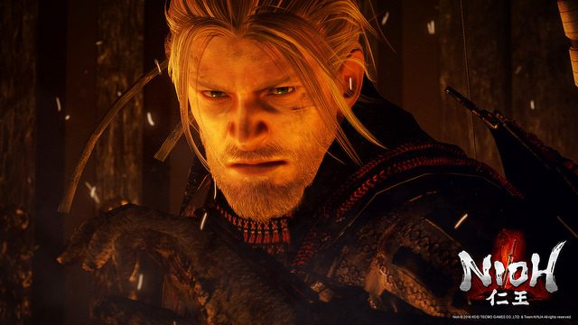 La beta demo de Nioh empieza este 23 de agosto en PS4.