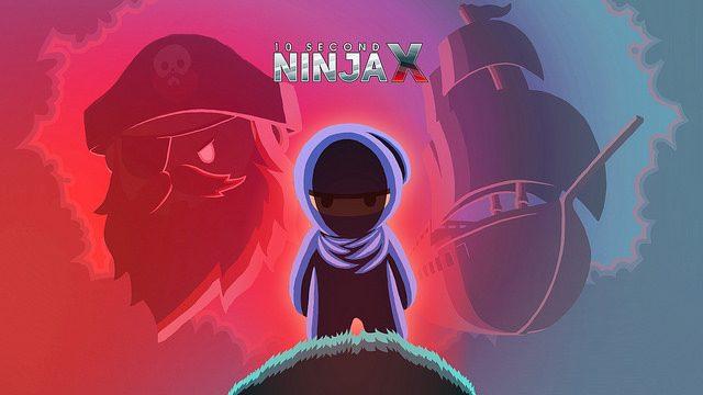 10 Second Ninja X se lanza el 19 de julio, tips para ser un Ninja Profesional