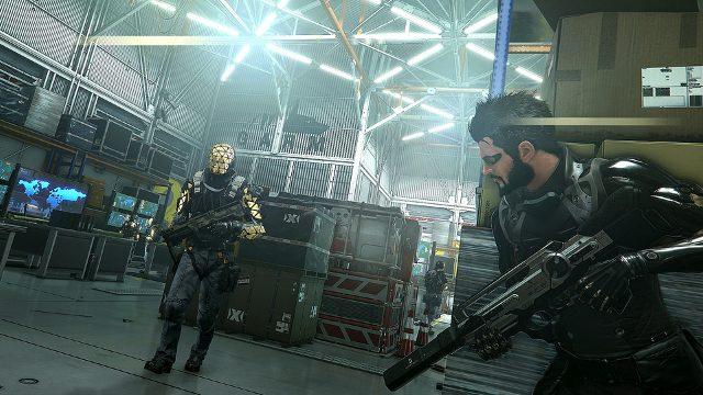 En Deus Ex: Mankind Divided ustedes controlan la historia