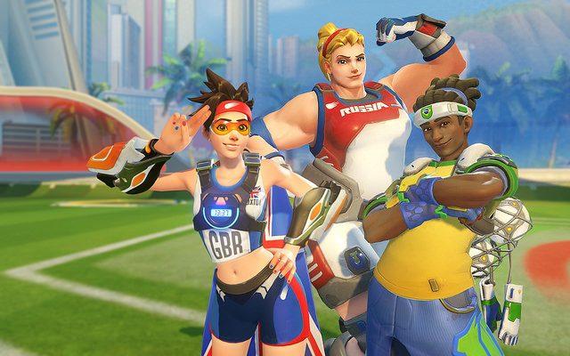 Overwatch: Celebren los Juegos de Temporada con Lucioball