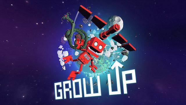 Los estilizados trajes de Grow Up, lanzamiento el 16 de agosto en PS4