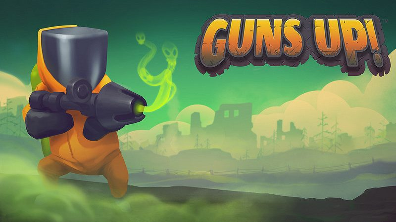 Guns Up! el juego de estrategia free-to-play de PS4 recibe nuevo contenido hoy